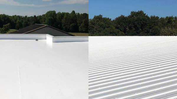 Metal Roof Coatings Systems